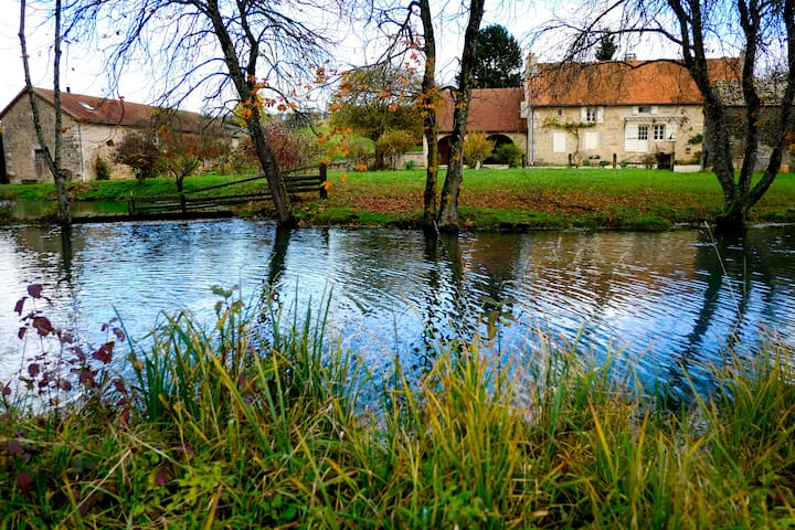 A Magic Place in Burgundy - Family & Friends - Bligny-le-Sec - Дом