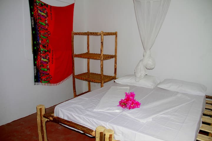 Double room in Sunny House Paje - Paje - Appartement