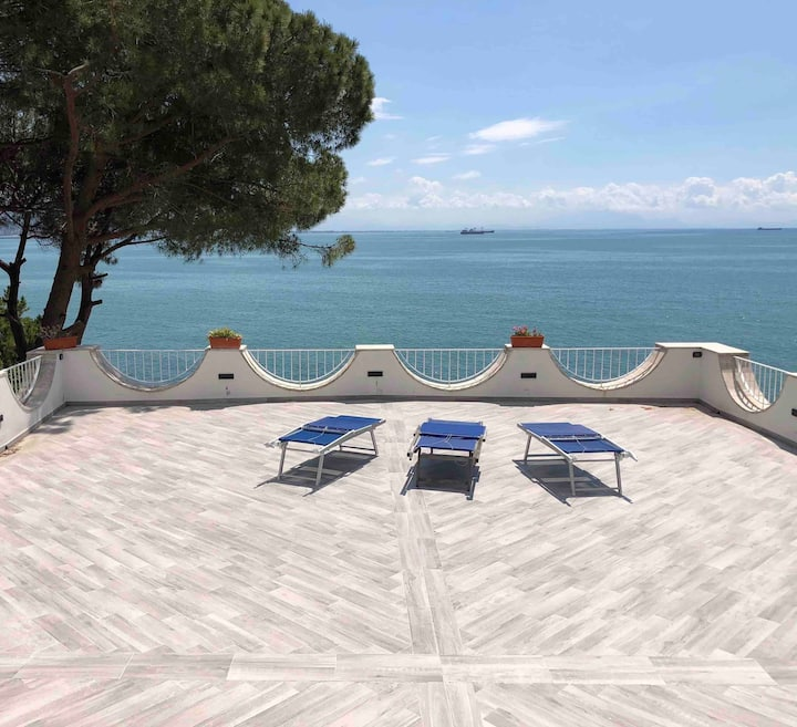 Amalfi Coast Luxury House