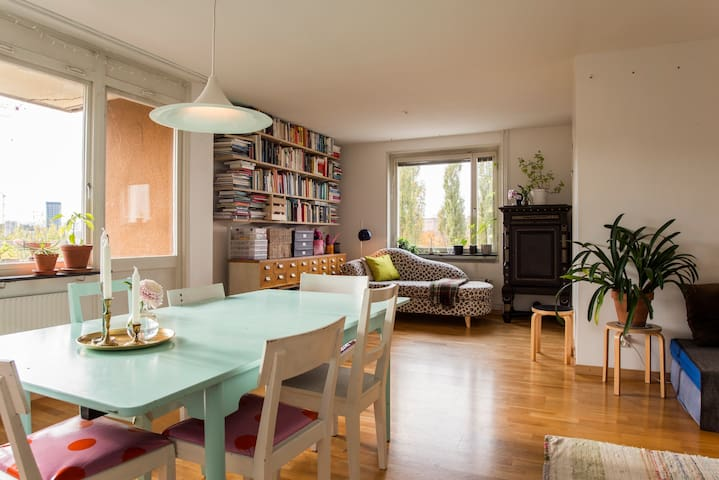 A room for one by the water. - Stockholm - Apartment