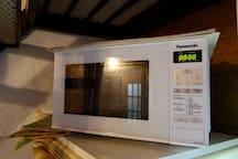 microondas para poder calentar tus alimentos
