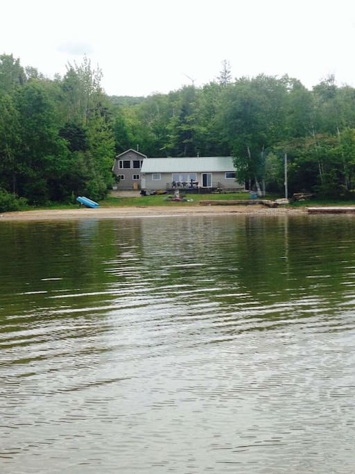 Beautiful sandy beachfront cottages - Cabins for Rent in ...