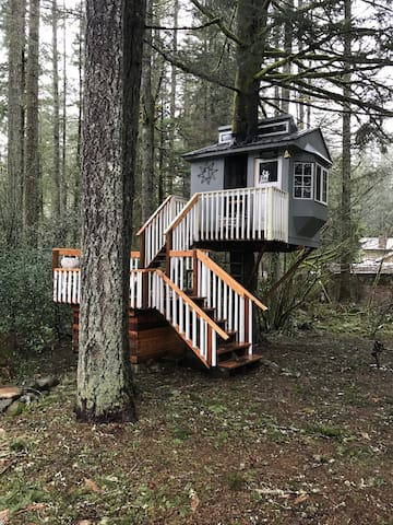 River's Rest Fairy Haven - Washougal - Treehouse