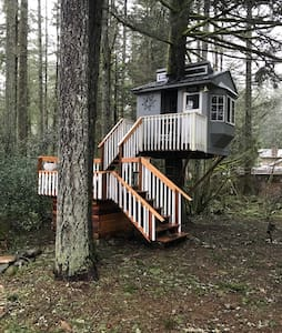 River's Rest Fairy Haven - Washougal - Tretopphus