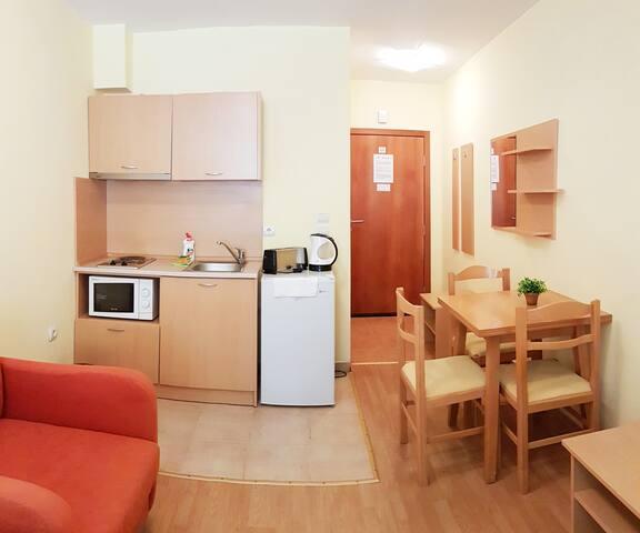 Ski Studio apartment 102A - Smolyan - Departamento