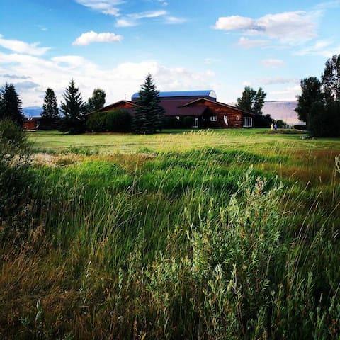 Wyoming Eclipse Retreat