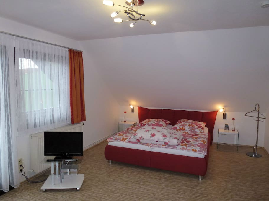 Wohnung 1 Schlafbereich