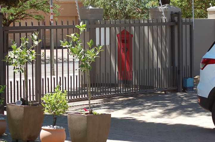 Private Cottage in Bloemfontein