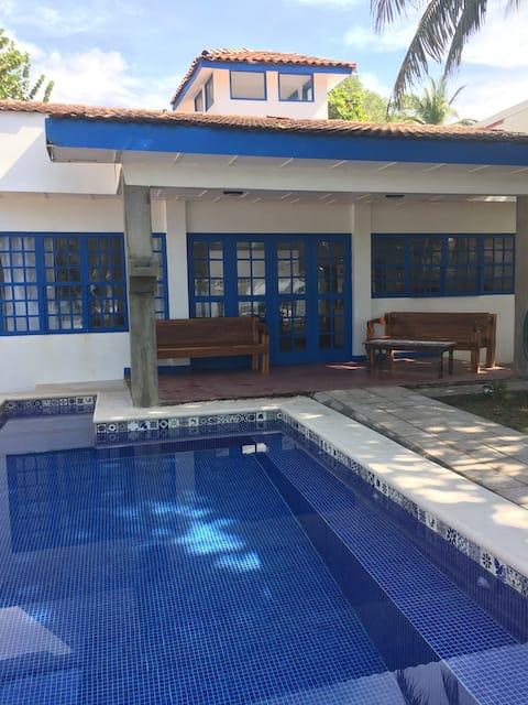 El Faro-  Beachfront House