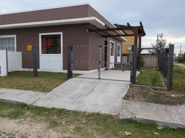 Linda Casa de Veraneio - Passo de Torres - Rumah