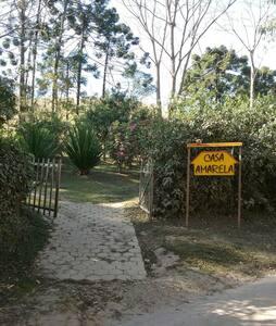 Casa Amarela - Gonçalves