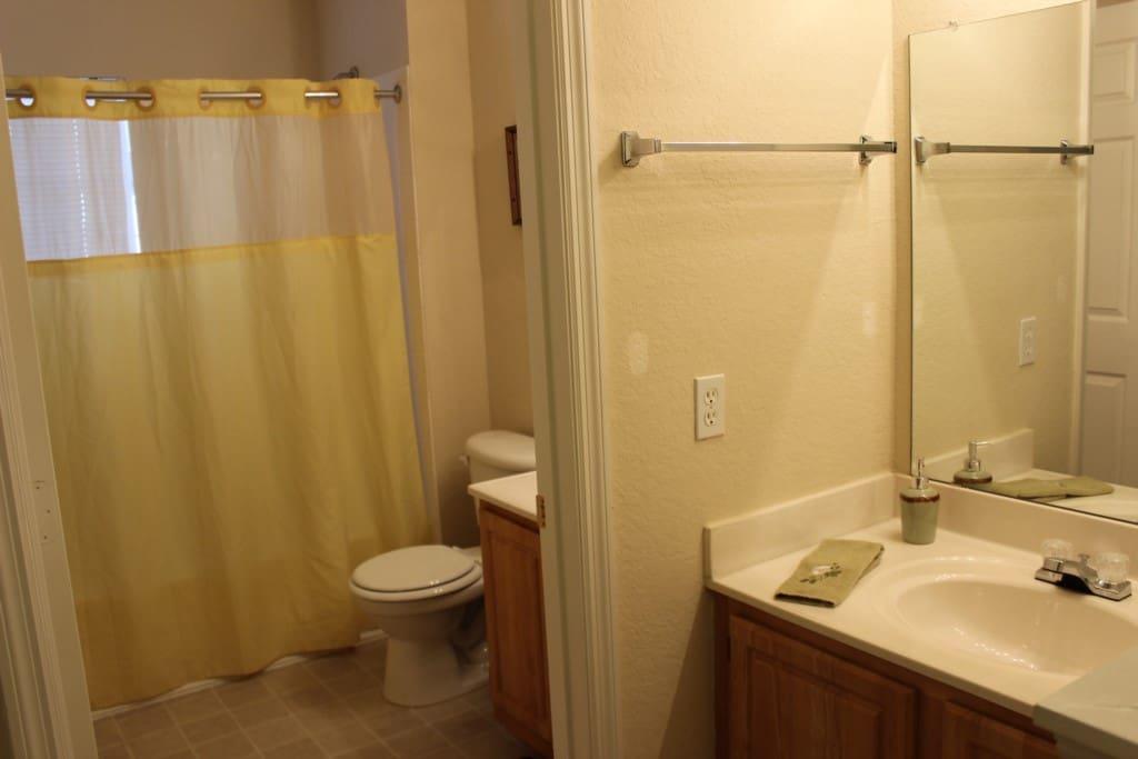 Toilet, Sink, Bathroom, Indoors, Room