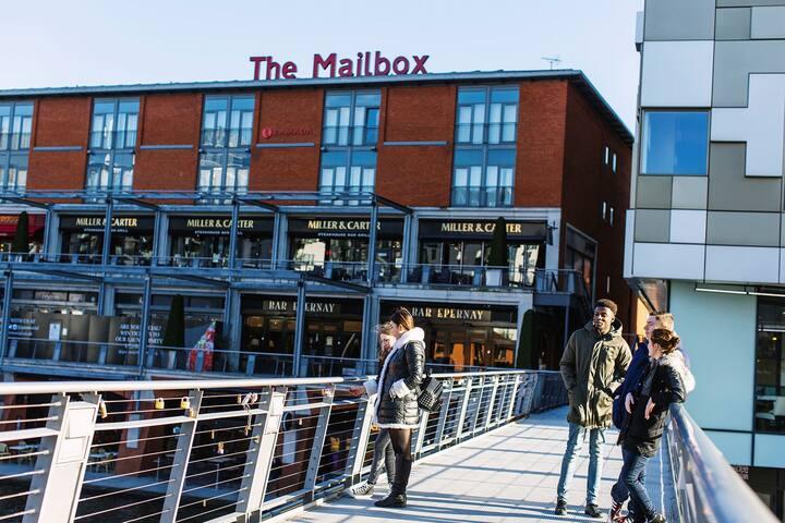 Great ensuite rooms Birmingham nr Cadbury World LP