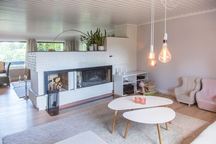 Big Villa with seaview very close to Oslo - Asker - Villa