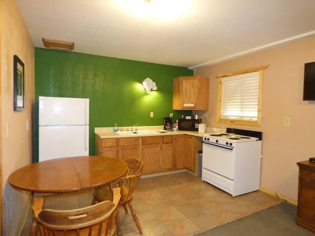 Room 9 Efficiency Apartment
