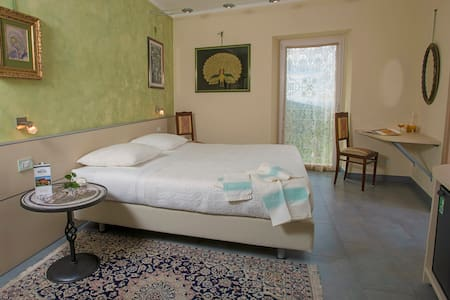 """Double room """"Rapallo"""" with sea view"""
