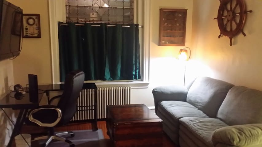 Cozy 1st floor Apt. University City - Philadelphie - Appartement