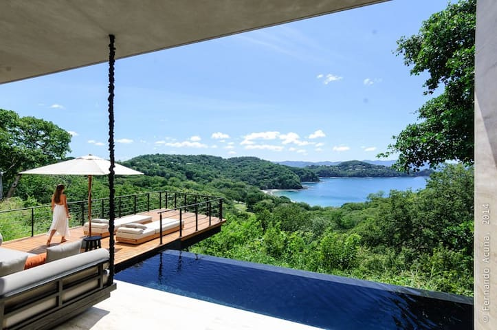 el alma/soul retreat/private villa