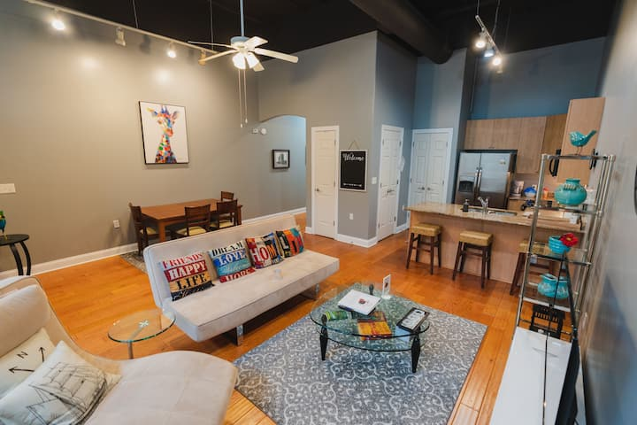 Amazing stay at exquisite - Downtown Memphis condo