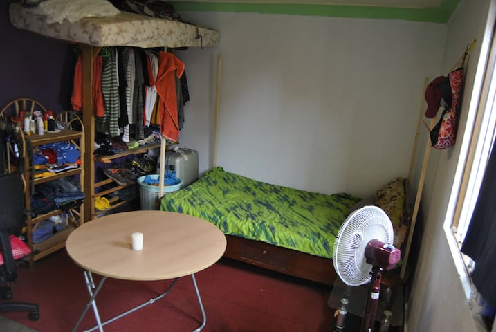 Friendly local village-room - Kigungu - Apartment