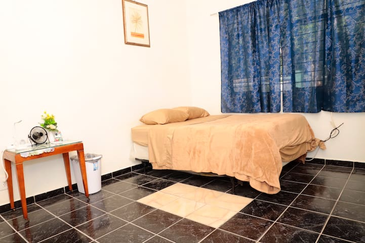 Private Furnished Efficiency Apartment**
