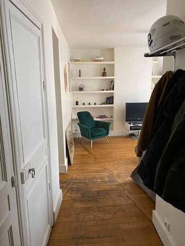Appartement en plein coeur du marais