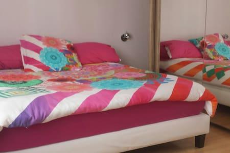 chambre confortable proche Geneve et lac - Veigy-Foncenex - Lakás