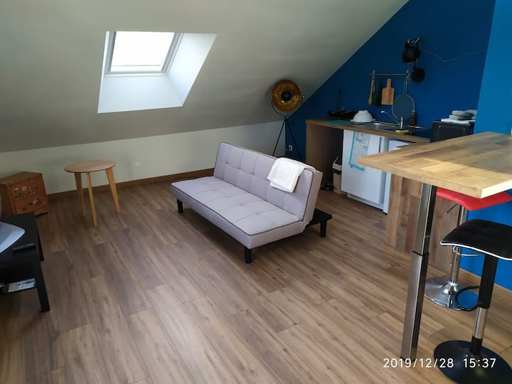 Charmant appartement neuf de 30m2
