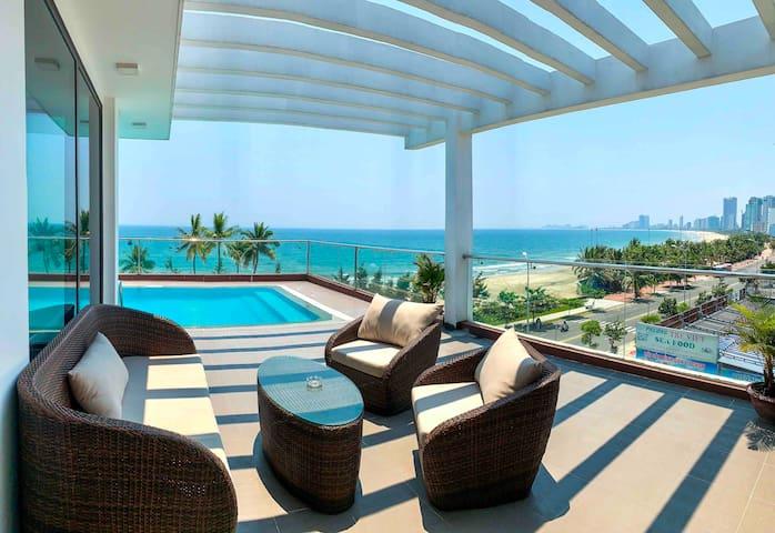 Da Nang Beach-Front Villa