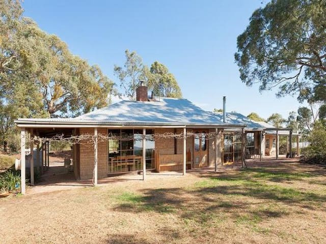 Mudbrick Home with Amazing Views!  - Elphinstone - House