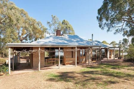 Mudbrick Home with Amazing Views!  - Elphinstone