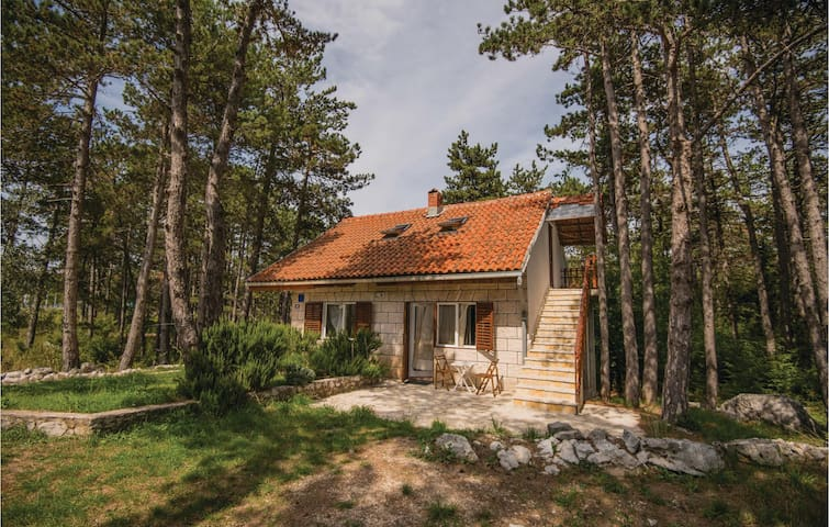 Holiday cottage with 2 bedrooms on 59m² in Zagvozd