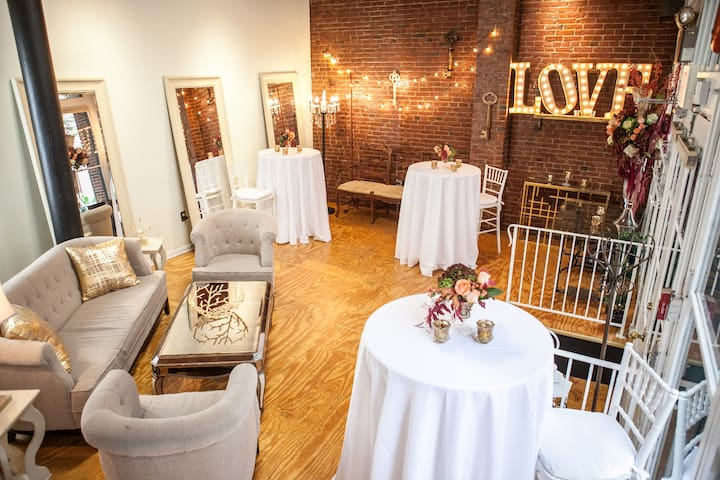 Photography Studio, Event Space & Pop Up Shops
