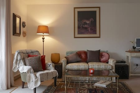 Bedsit Flat in beautiful cotswold landscapes - Whittington - Apartamento