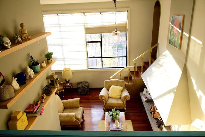 Best-value, super hip area & the nicest host! - Bogotá - House