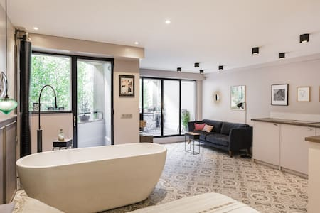 Palais Royal:fantastic Loft,terrace - Wohnung