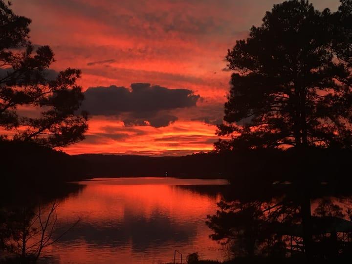 Best Lake Views in Tuscaloosa.