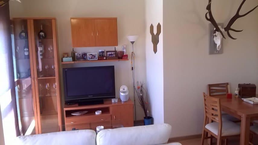 Piso nuevo completo en Ciudad Real. Cerca hospital - Ciudad Real - Apartament