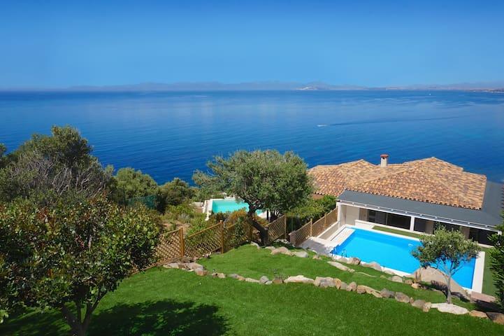New! Sardinia luxury villa with private pool
