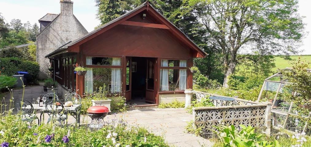 The Garden House at Old Semeil, Strathdon