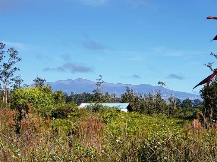 RAW Zen Hawaiian Eco Retreat Shadow of Mauna Loa