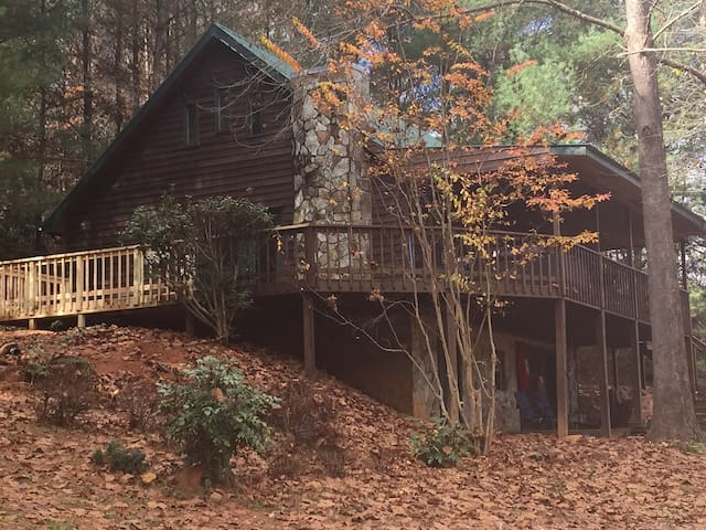 Ocoee Riverbend-Copperhill TN - Copperhill - Cottage