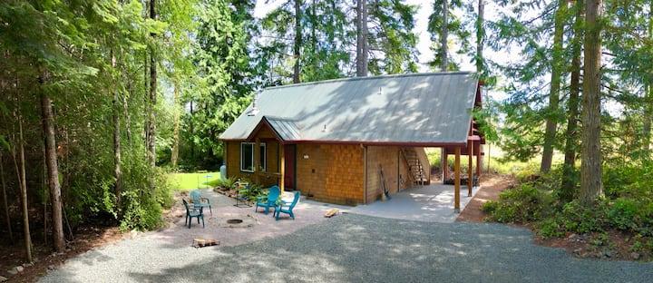 Quiet retreat in the beautiful Pacific Northwest