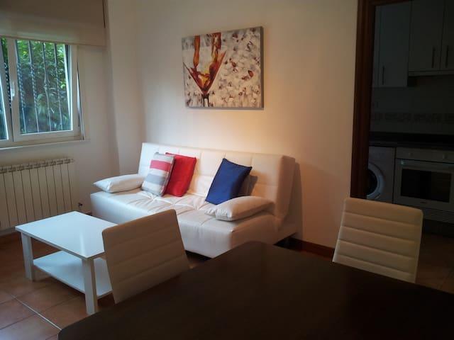 Apto Cacheiras, a 1km de Santiago - Teo - Apartment