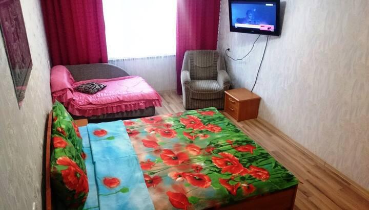 1-Room in Brest Naberegnaja Skoriny