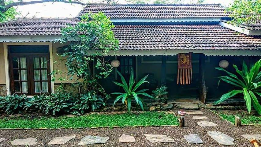 Gem River Edge Eco double room & Yala safari
