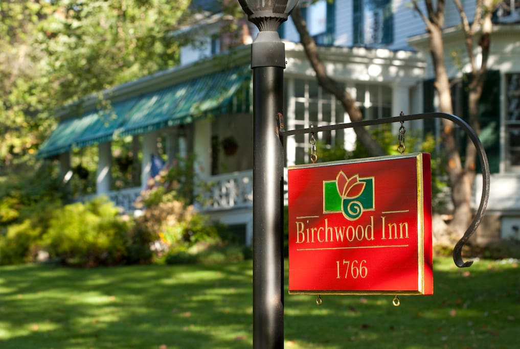 Warm and welcoming 1766 inn in the heart of historic Lenox, MA.