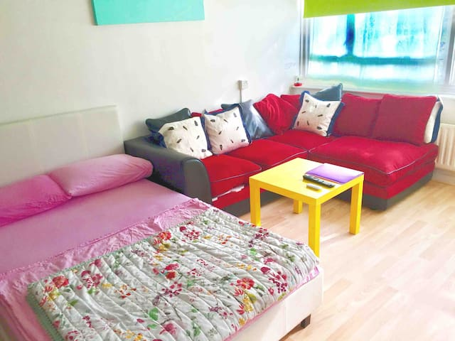 Nice Private Room with Sofas set in Centre London