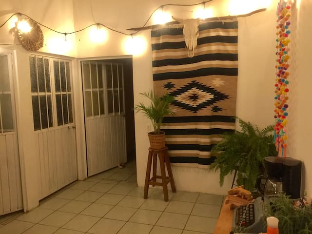 SAYULITA Beach apartment 7min from plaza n beach