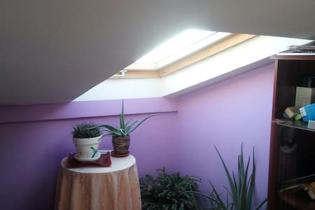 Habitación aguardillada acogedora - Aguilar de Campoo
